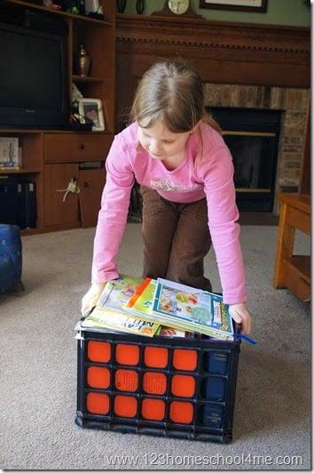 Teaching kids basic physics concepts