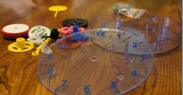 Gears Simple Machines Lesson