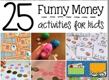 25 Funny Money Games for Kids