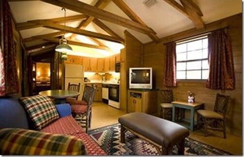 fort wilderness cabin rooms