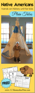plains native americans for kids