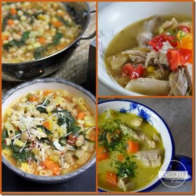 soups and stews for fall 2