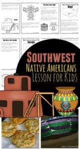 southwest indians for kids