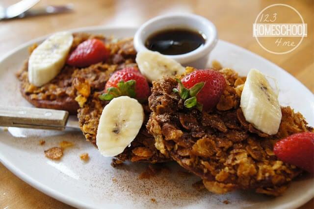 amazing disney quick service breakfast meal