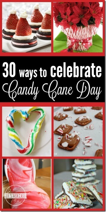 30 ways to celebrate national candy cane day december 26