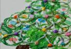 My Favorite Christmas Tree Craft