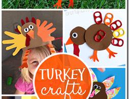 Amazing Turkey Crafts