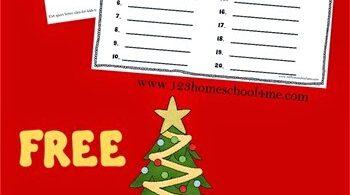 Create a Word Christmas