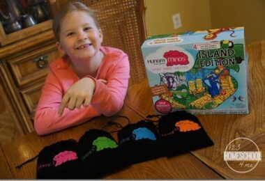 Hungry Minds Study Games