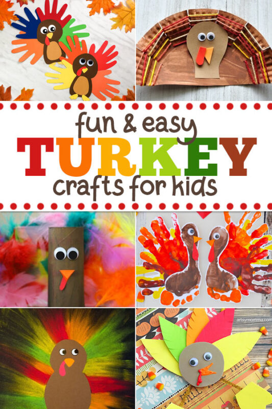 fun-and-easy-turkey-crafts-for-kids