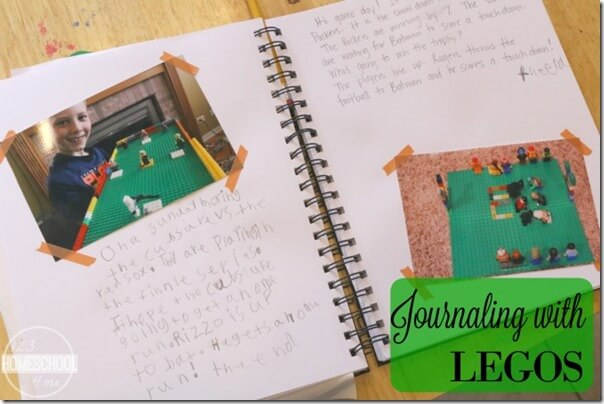 journaling-for-kids-lego-story