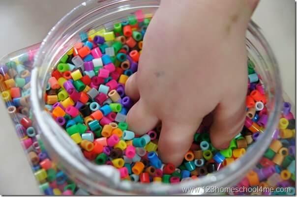 perler bead crafts for kids