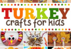 fun turkey crafts for kids