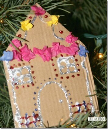 Germany Christmas Craft for Kids