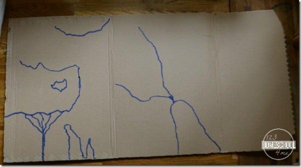 Mesopotamia-map-activity 3