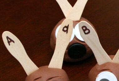 ABC Reindeer Game