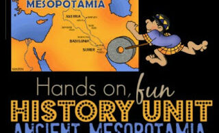 Ancient Mesopotamia History Unit