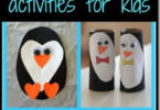 penguin crafts and activities for kids