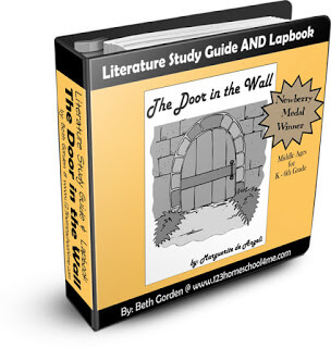 The Door in the Wall Literature Guide and Lapbook