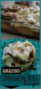 Amazing Cinnamon Roll Recipe just like cinnabon