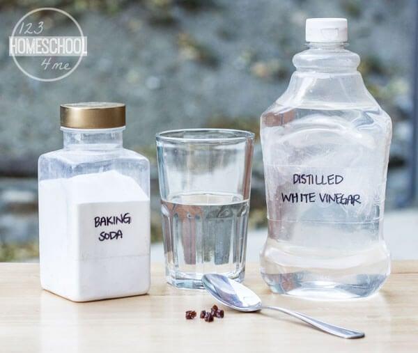 baking soda science experiment