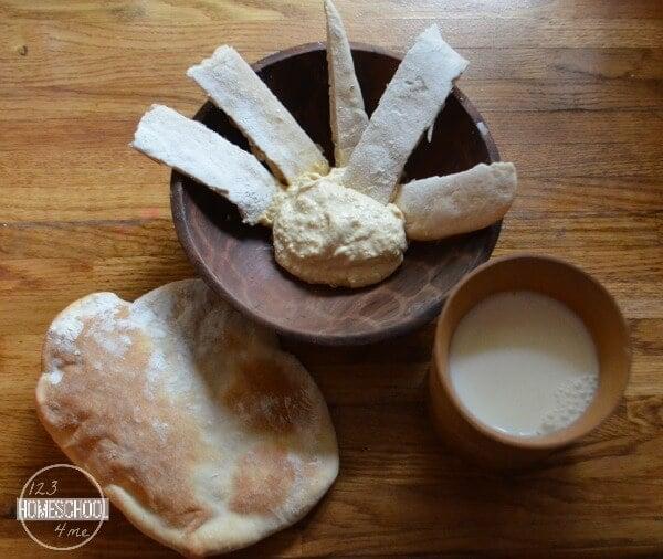 Mesopotamia Food for Kids
