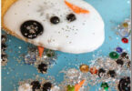 Melting Snowman Science Activity