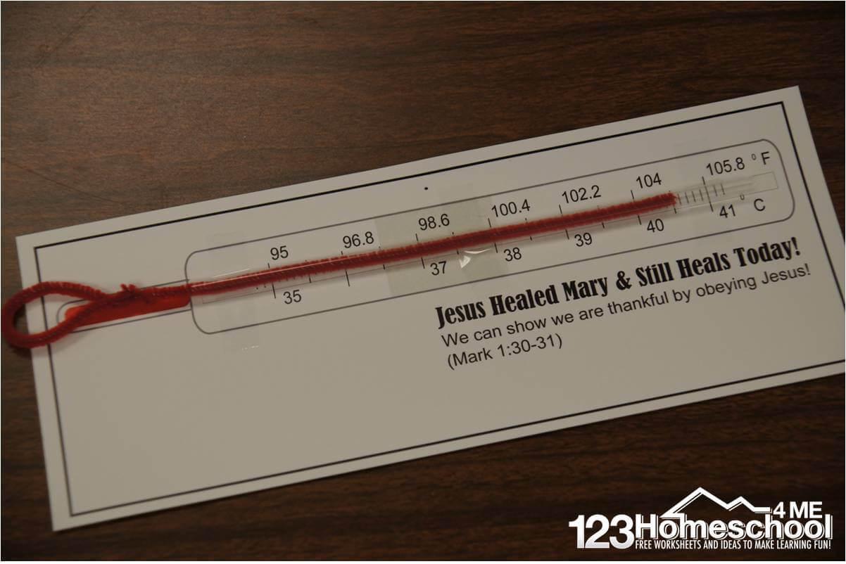 Jesus Heals Peters Mother In Law Lesson 123 Homeschool 4 Me
