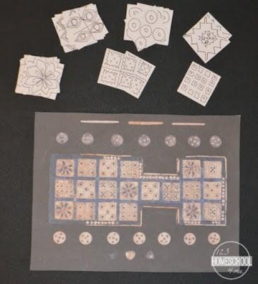 Ancient Mesopotamia-Gilgamesh-Royal Game of Ur-