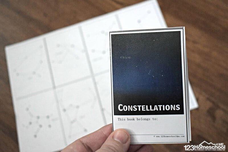 Constellation Book