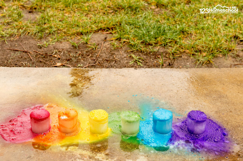 Preschool Summer Activity