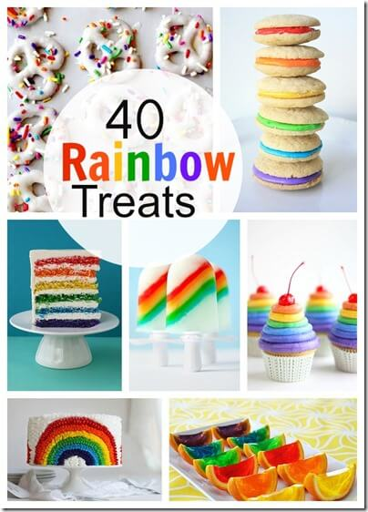 Rainbow Food You'll LOVE
