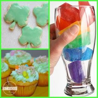 St. Patrick's Day Snack for Kids