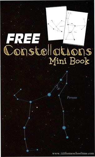 Constellations Mini Book 123
