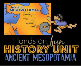 Ancient Mesopotamia History Unit for Kids