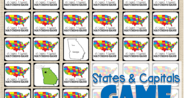 FREE-State-Capitals-Game
