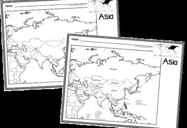 FREE-Printable-Blank-Maps