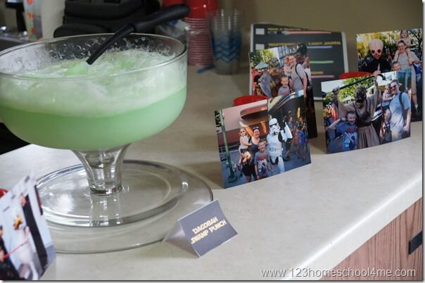 star wars swamp punch