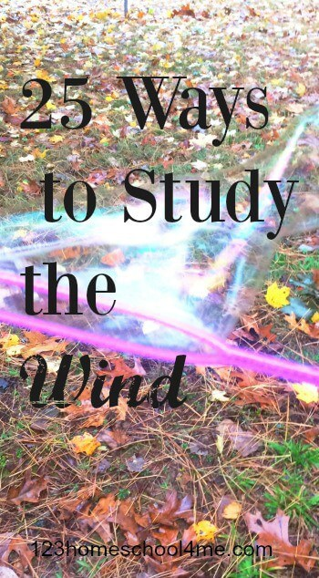 25 ways to study the wind - so many creative kids activities and science experiments for kids from toddler, preschool, kindergarten, 1st grade, 2nd grade, 3rd grade, and 4th grade to learn about and explore the wind. Perfect for spring and summer. #scienceexperiment #windforkids #kindergarten