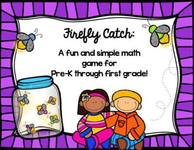Firefly Make 10 Math Game