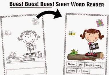 Bugs-Sight-Words-Reader