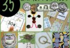 Tons of engaging fun money games for Kindergarten, 1st grade,  2nd grade, and 3rd grade students who are learning about money. These hands on math activities help teach kids the value of money, counting coins, adding up practice sums of money, and more.
