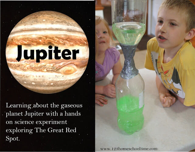 jupiter-science-projects