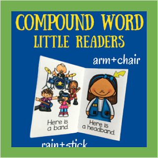 compound words emergent reader