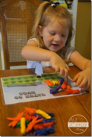 counting game for kids