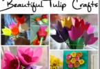 Tulip Crafts for Kids