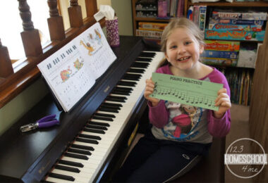 FREE Piano Practice Sheets