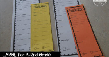 Reading-Comprehension-Bookmarks