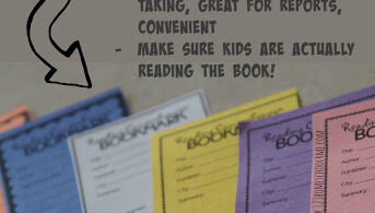 FREE Printable Reaidng Comprehension Bookmarks - work on reading retention and comprehension with this activity that helps students learn to take notes and prepare for book reports in grade 2, grade 3, grade 4, grade 5, and grade 6. #homeschool #readingcomprehension #reading
