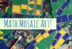 Math Mosaic Art